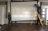 Cinema at Hadleigh Old Fire Station