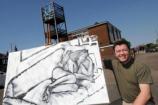 HOFS Hosts 24 Hour Nude Art Experiment