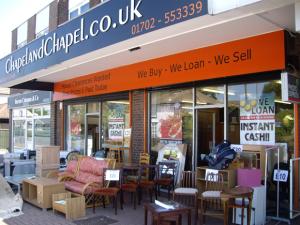 Chapel & Chapel Hadleigh Essex