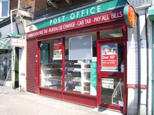 Post Office Hadleigh Essex