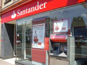Santander Hadleigh Essex