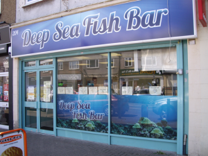 Deep Sea Fish And Chips Hadleigh Essex