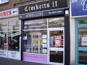 Crocketts Jewellers Hadleigh Essex