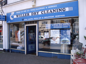 Weller Dry Cleaning Hadleigh Essex