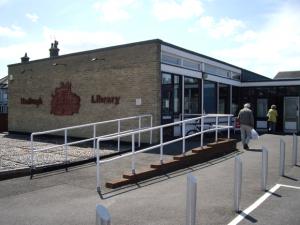 Hadleigh Library Essex