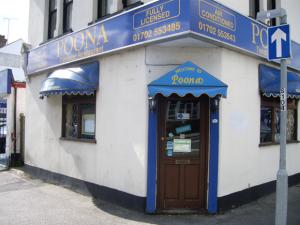 Poona Tandoori Restaurant Hadleigh Essex