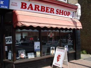 Barber Shop Hadleigh Essex