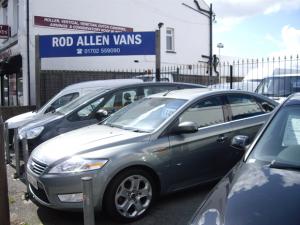 Rod Allen Cars & Vans Hadleigh Essex