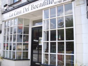 La Casa Del Bocadillo Cafe Hadleigh Essex