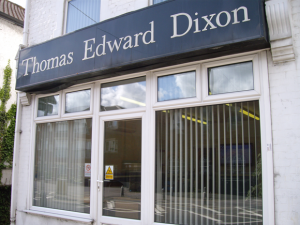 Thomas Edward Dixon Accountants Hadleigh Essex