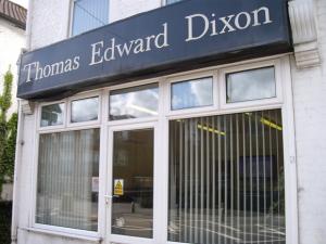 Thomas Edward Dixon Accountants Hadleigh Essex