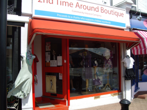 2nd Time Around Boutique Hadleigh Essex