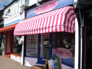 The Sweetest Thing Sweet Shop Hadleigh Essex
