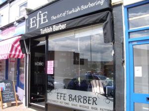 Efe Barbers Hadleigh Essex