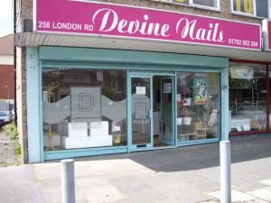 Devine Nails Hadleigh Essex