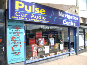 Pulse Car Audio And Security Hadleigh Essex