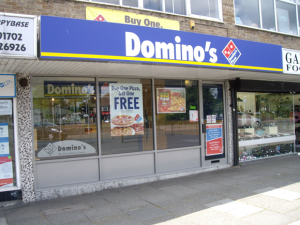 Dominos Hadleigh Essex