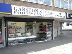 Garston's Footwear Hadleigh Essex