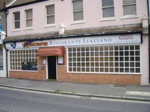 Ancora Italian Restaurant Hadleigh Essex