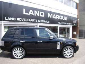 Land Marque Automotive Land Rover Hadleigh Essex