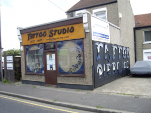 Kevs Ink Fix Tattoo & Piercing Studio Hadleigh Essex
