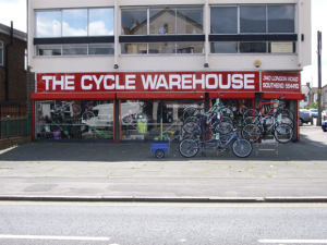 Cycle Warehouse Hadleigh Essex