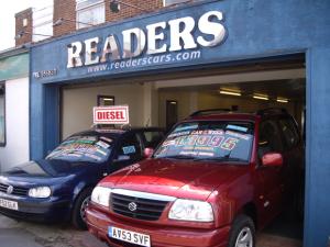 Readers of Hadleigh Essex