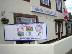 Hadleigh Conservative Club Hadleigh Essex