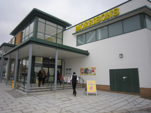 Morrisons Supermarket Hadleigh Essex