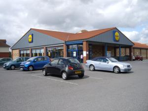 Lidl Supermarket Hadleigh Essex
