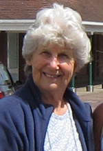 Pat Millard - founder of Hadleigh Evening Women's Institute