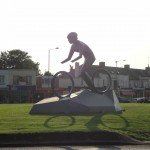 Hadleigh Sculpture - Victoria House Roundabout