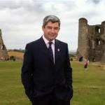 Stephen Castle at Hadleigh Castle