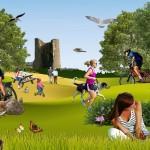 Hadleigh Farm and Country Park